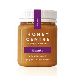 HONEY MANUKA CREAMED - 250g/500g/1kg