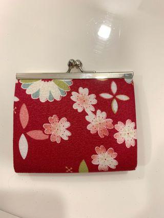 Japanese coin pouch