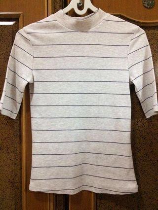NEW LOOK petite stripes top