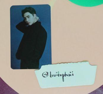 EXO official lightstick ver 3 D.O. photocard
