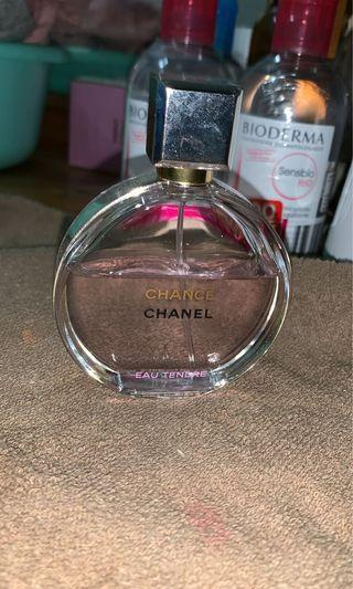 Chanel eau tendre 50ml