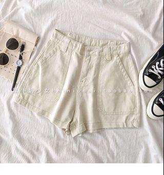 Hight Waist Shorts