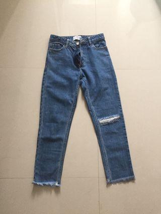 Pomelo Boyfriend Jeans