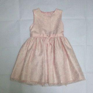 Sugar Plum  UK 3T  98cm Pink Dress