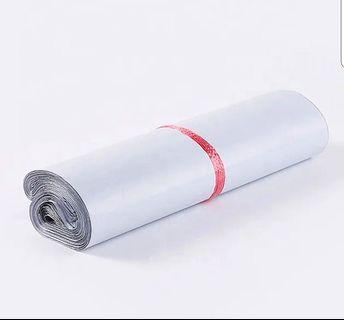 10pc Pack High Quality White Polymailer