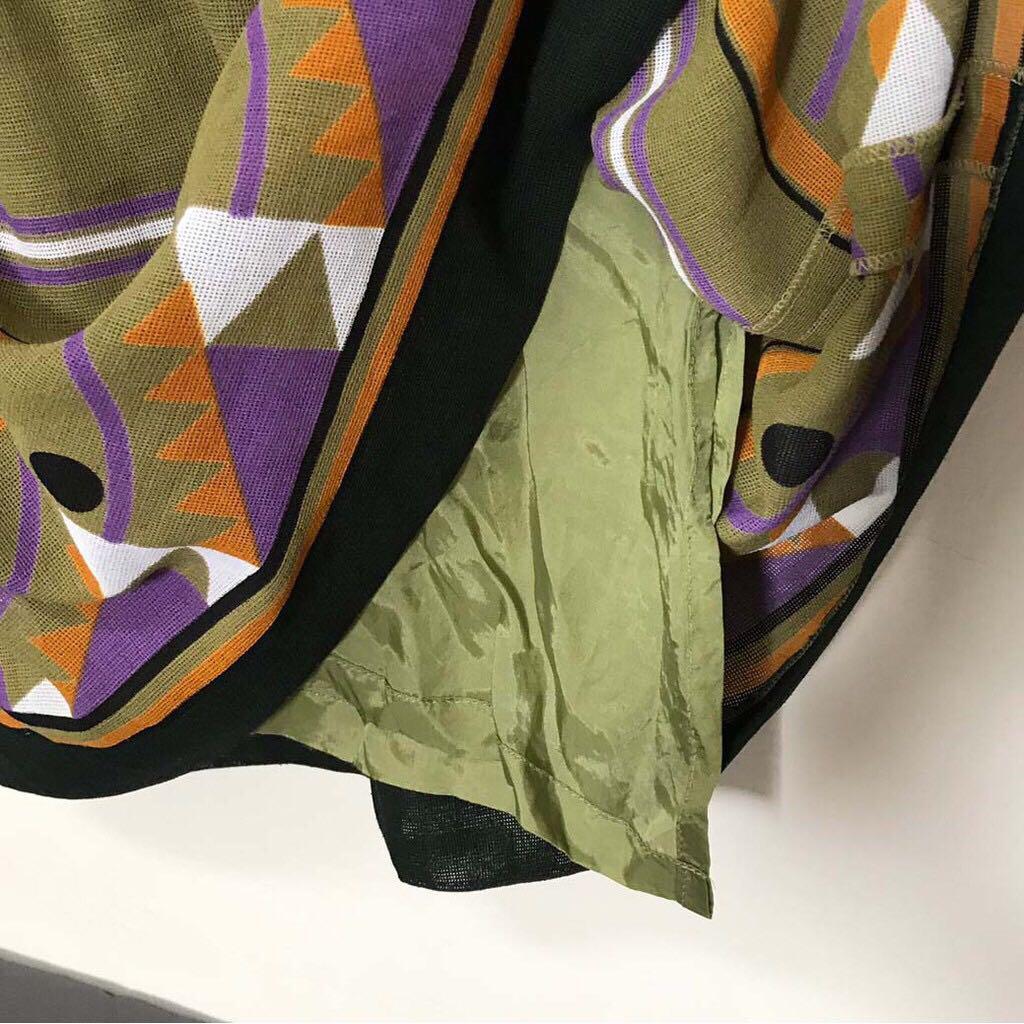 氣質洋裝✔短袖×古著×幾何×打造氣質甜蜜的你