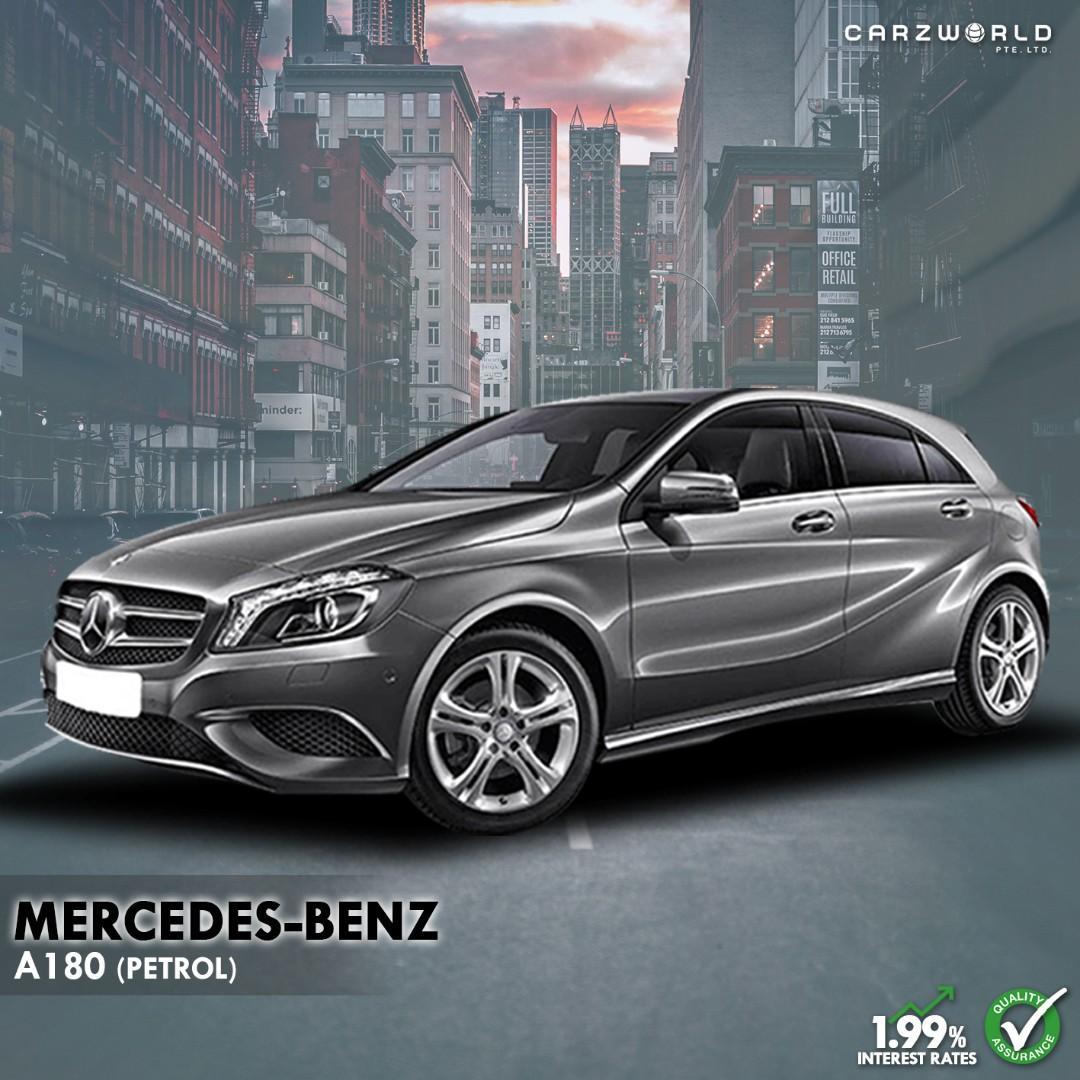 *𝐏𝐑𝐎𝐌𝐎* Mercedes-Benz A180 SE Hatchback