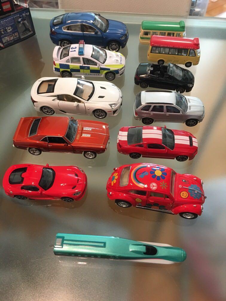 車仔 model car 每架$20