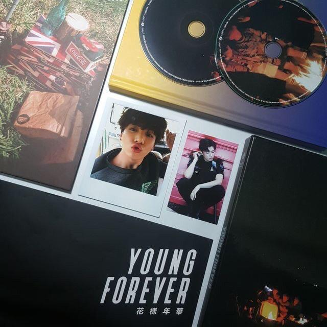 [ WTB ] BTS TEAR VER. U | YOUNG FOREVER NIGHT VER | JIMIN PHOTOCARD