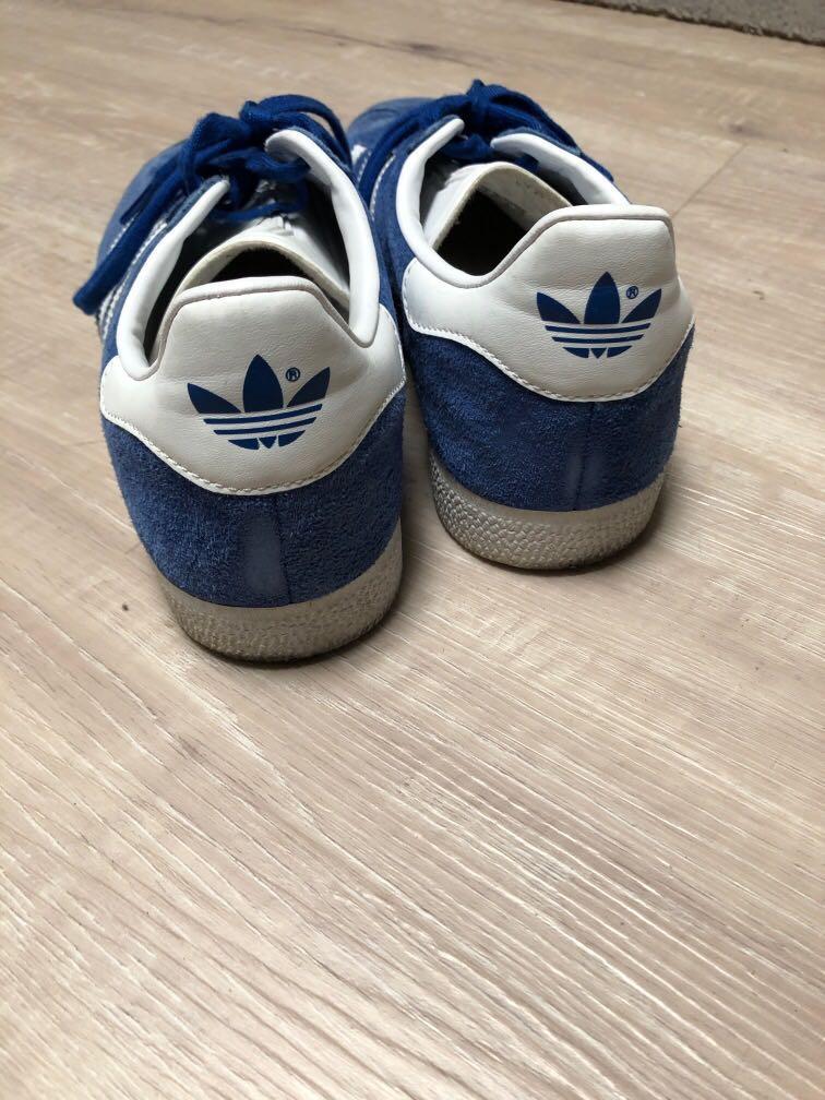 ADIDAS GAZELLES -BLUE