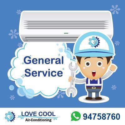 Aircon Servicing Warranty 2 Months