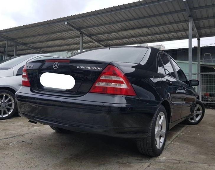 Benz C200K