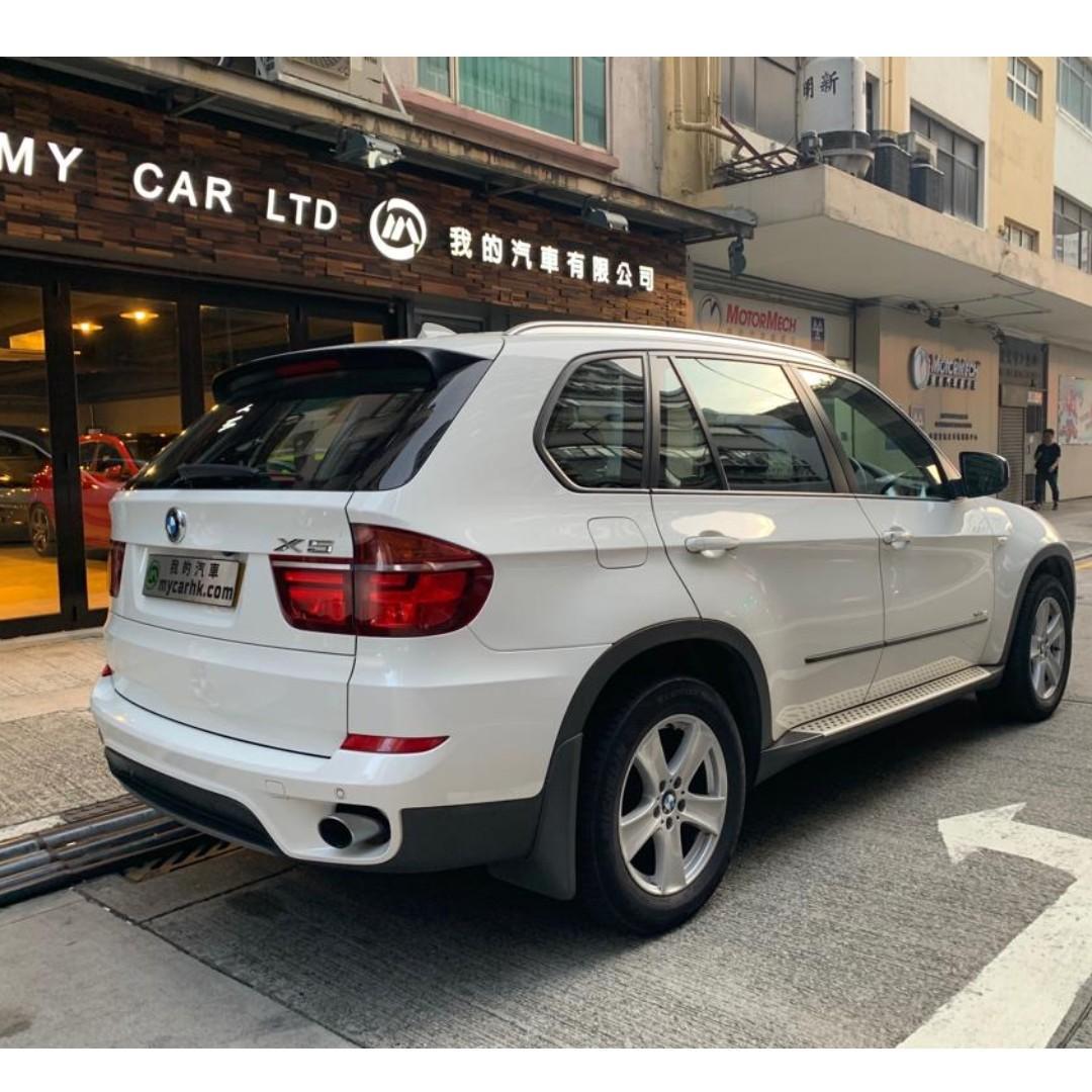 BMW X5 3.0 2012