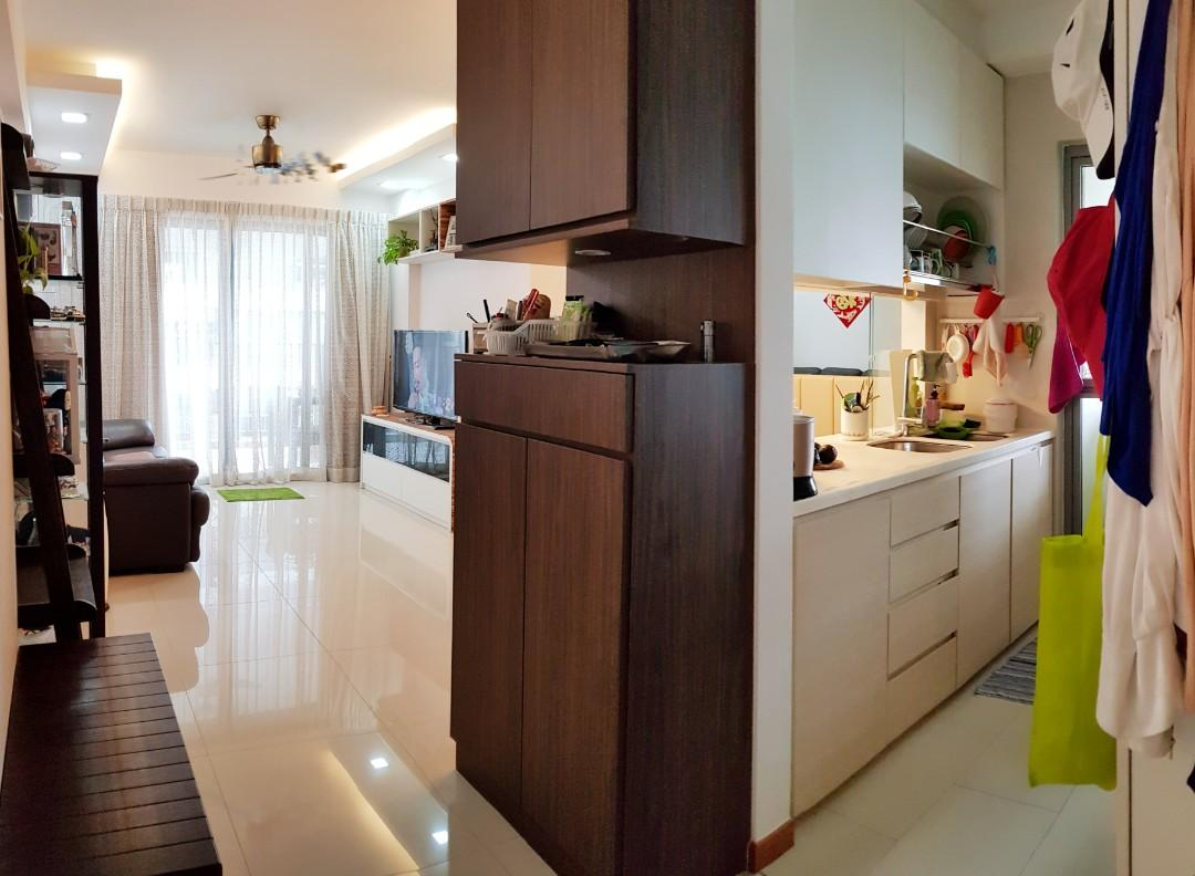 BRAND NEW LISTING! 4RM DBSS 519b Tampines Central 8 Centrale 8