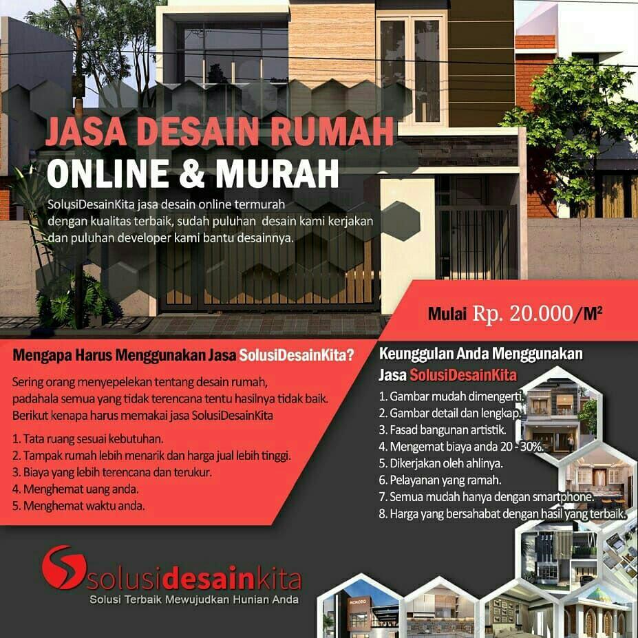 Design rumah dan perumahan murah