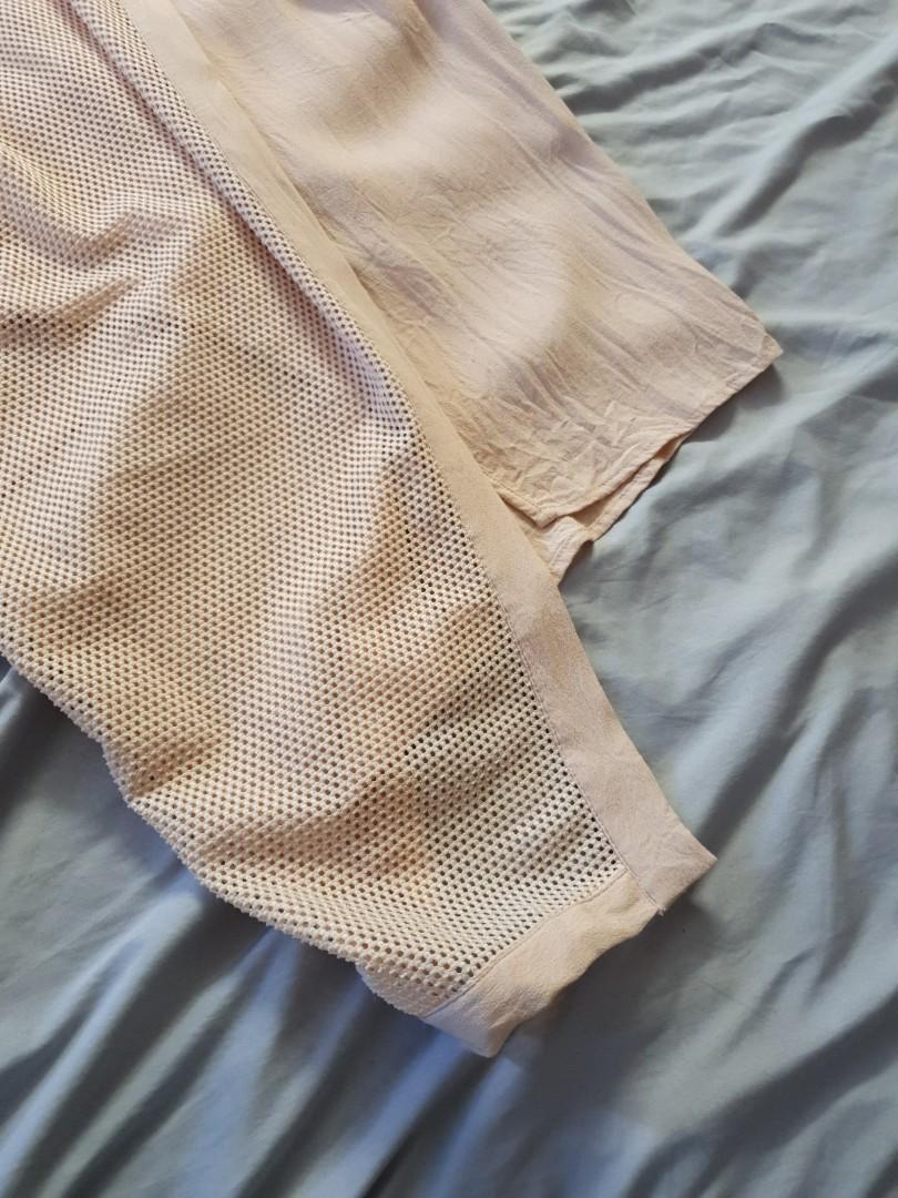 Size 14 Dusty Pink silky asymmetric  dress #swapAU