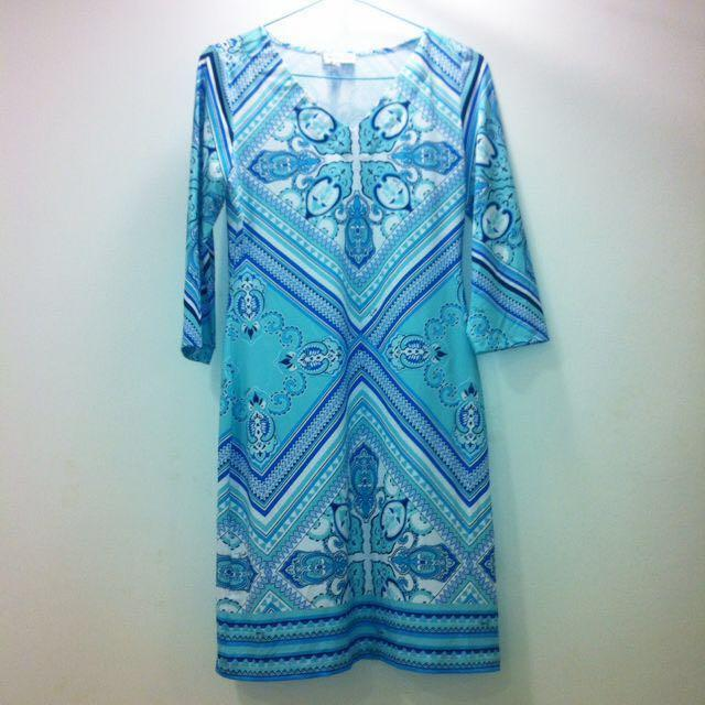 new arrival 7cd02 c7293 Emilio Pucci Firenze Dress - New!, Luxury on Carousell