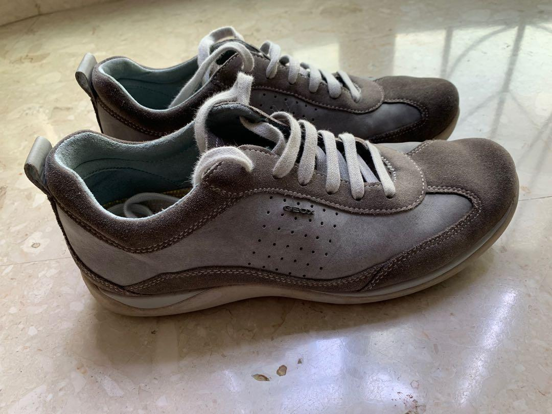 Practical Talented mimic  Price Reduced] Geox sneakers (Grey) , Men's Fashion, Footwear, Sneakers on  Carousell