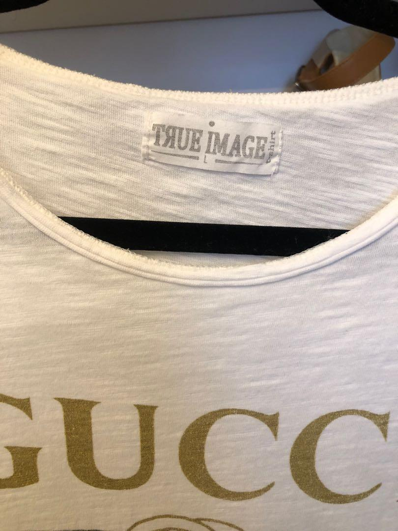 Gucci inspired t-shirt (small)