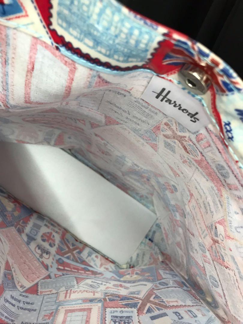 全新Harrods 環保袋