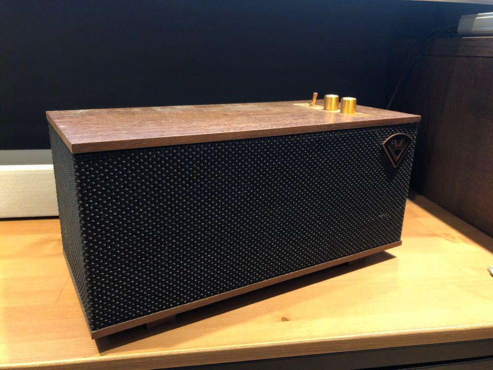 Klipsch the ONE wireless Bluetooth speaker (walnut)