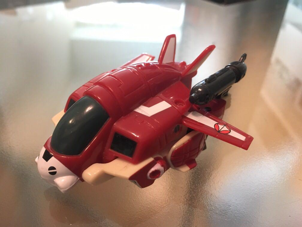 Macross 1J 紅機Q版 可變