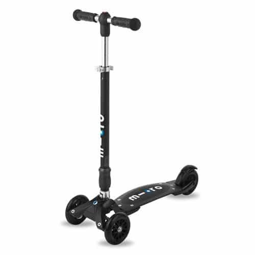 Micro Kickboard Compact Scooter Joystick And T-Bar