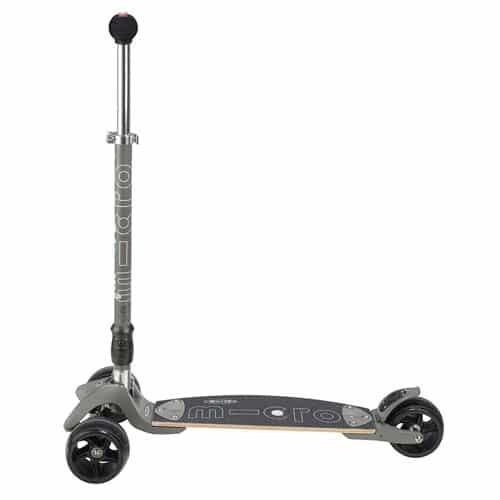 Micro Kickboard Monster T-bar Or Joystick Volcano Grey Scooter