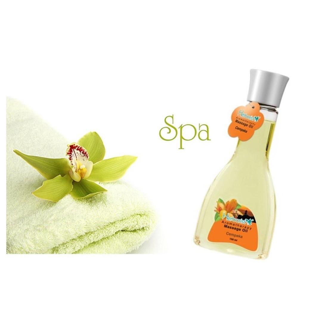 Natural Chempaka Massage Oil from Bali, Health & Beauty