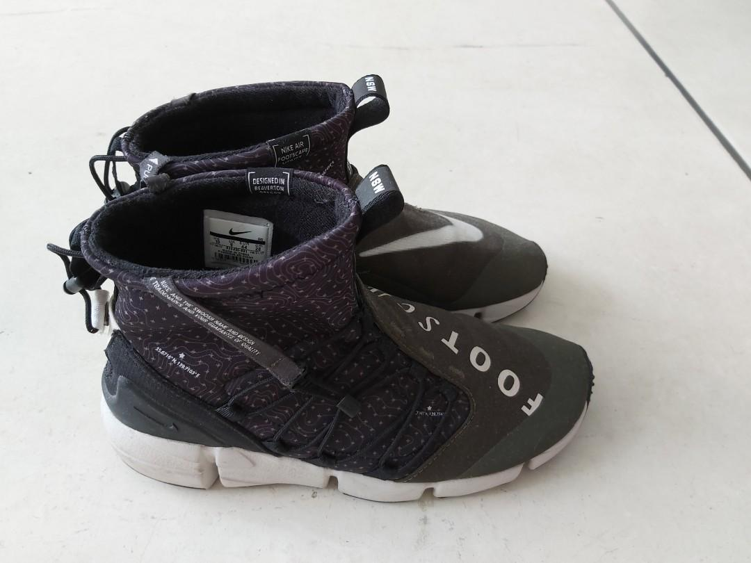 Nike footscape mid