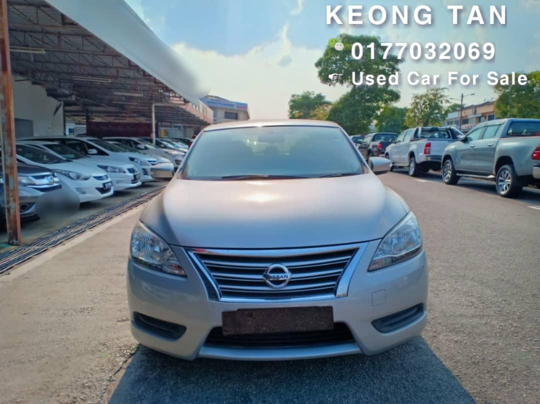 NISSAN SLYPHY 1.8AT 2014TH Cash💰OfferPrice💲Rm43,800 Only‼ LowestPrice InJB 🎉📲0177032069 Keong‼🤗