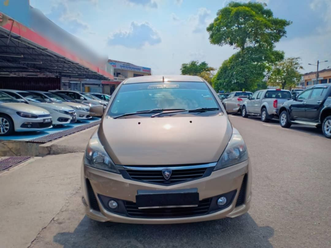P.EXORA 1.6AT BOLD EXECUTIVE HLine TURBO FULLSPEC/BODYKIT/Leather2012TH🎉Full Loan💰Monthly Installment💲RM520 Only‼ LowestPrice InJB🎉Call📲Keong‼🤗