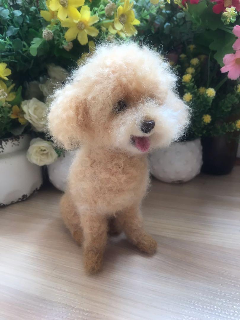 羊毛氈poodle