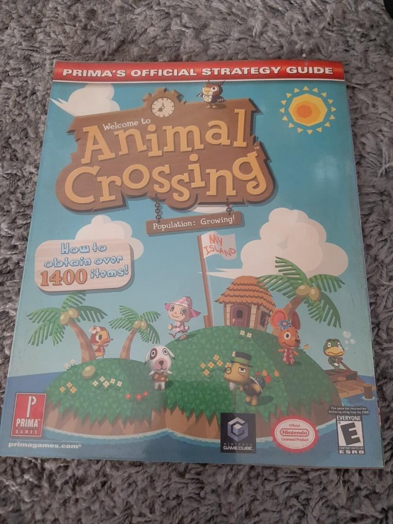 Prima Official Animal Crossing Strategy Guide