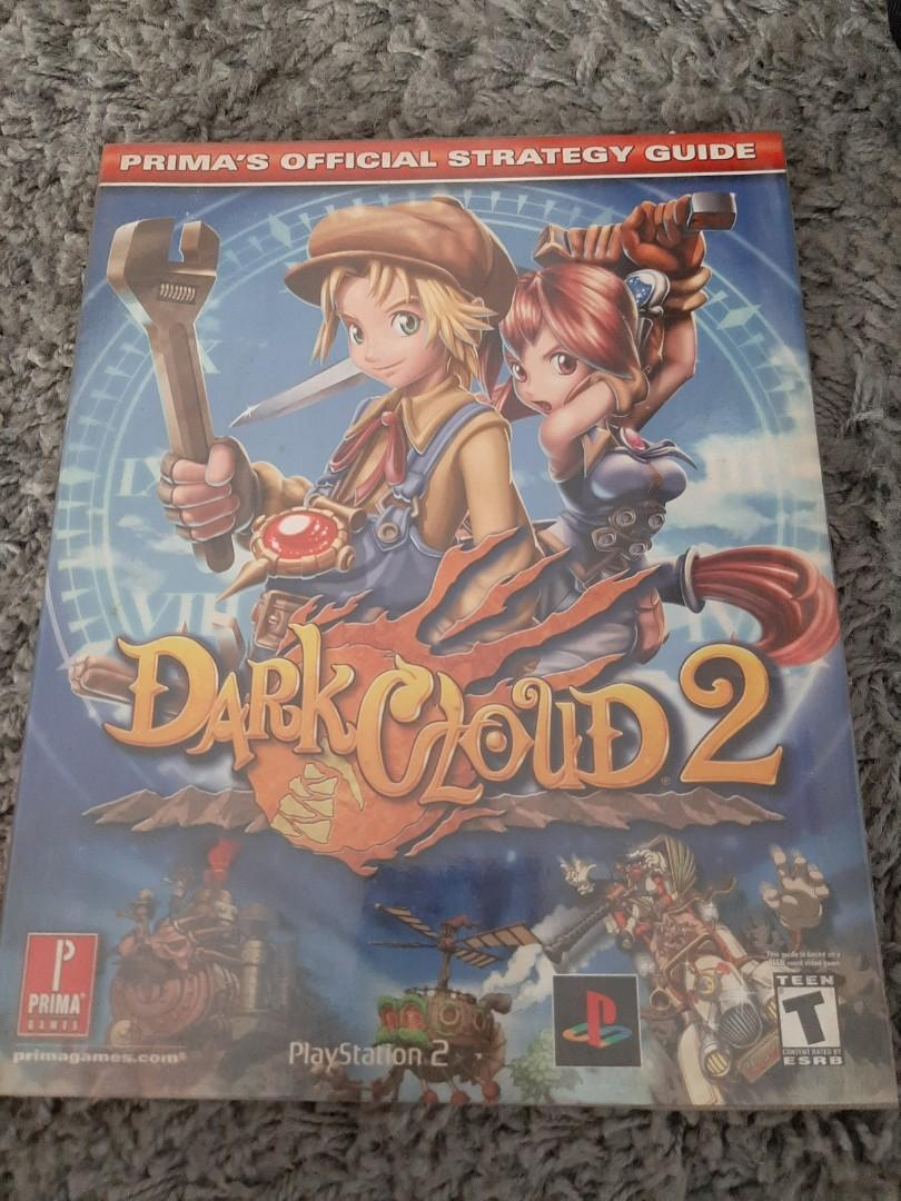 Prima Official Dark Cloud 2 Strategy Guide