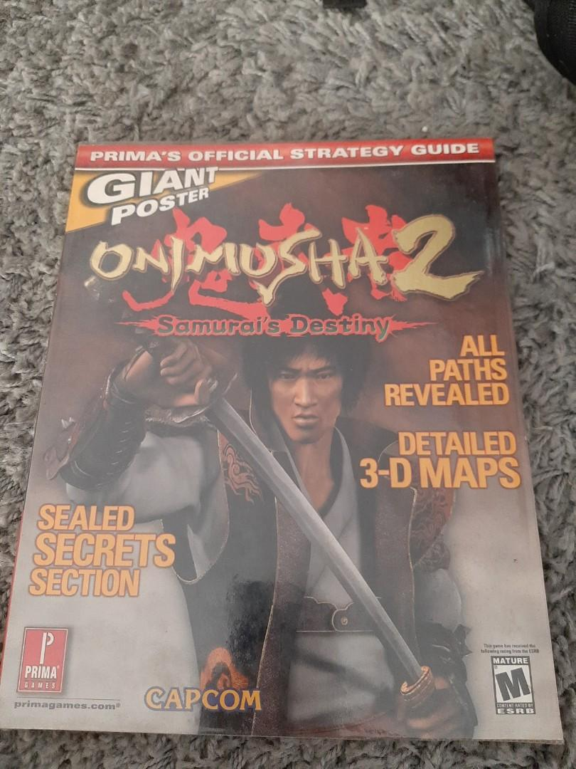 Prima Official Onimusha 2 Strategy Guide