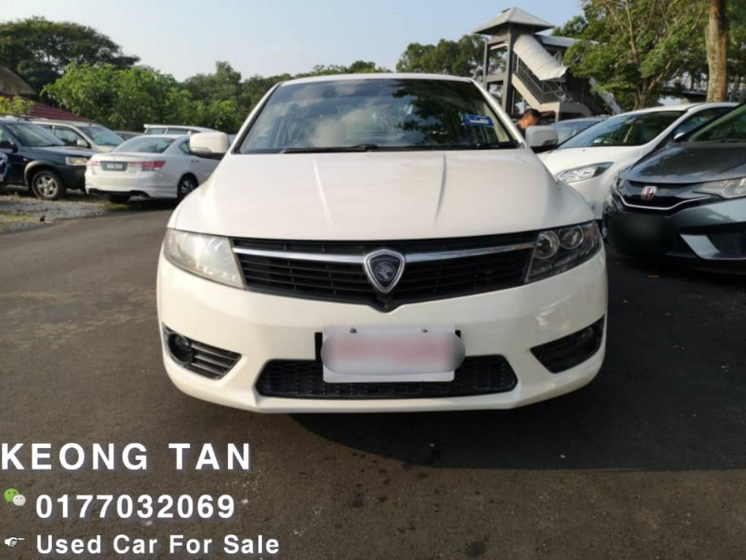 PROTON PREVE 1.6AT EXECUTIVE FULL SPEC 2012TH JohorPlate🚘F/Loan🎉Low MILEAGE 5XXXXKM Monthly🎉Installment💲Rm450 Only‼ LowestPrice InJB🎉Call📲Keong‼🤗