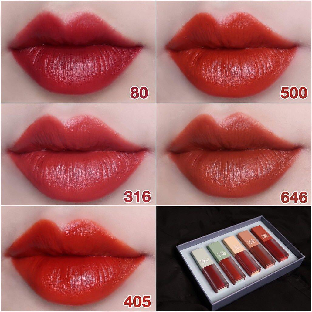 [READYSTOCK] HOLDLIVE Orchid Love Matte Lip