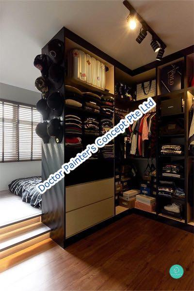 Resale / Bto renovation package! Free Conceptualised Design by in house drafter!
