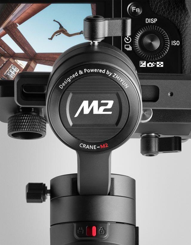 Pm ask price Zhiyun CRANE-M2 3-Axis Handheld Gimbal