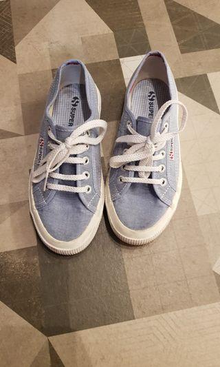 Superga shoe