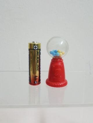 Dollhouse candy dispenser