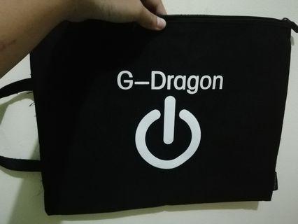 POUCH BAG G-DRAGON