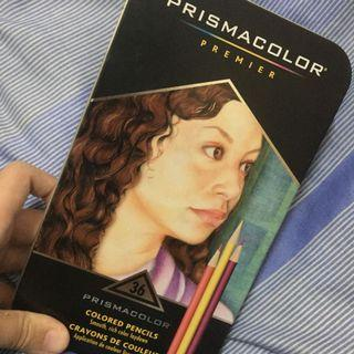 Prismacolor 36色色鉛筆