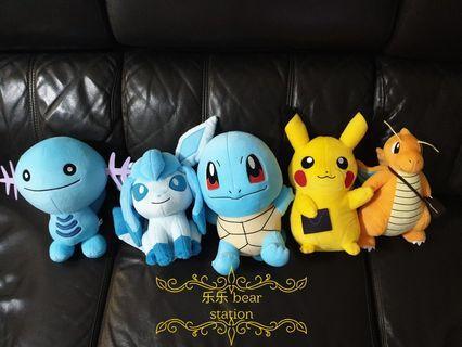 Pokemon Soft Toys plush toy sun and moon series