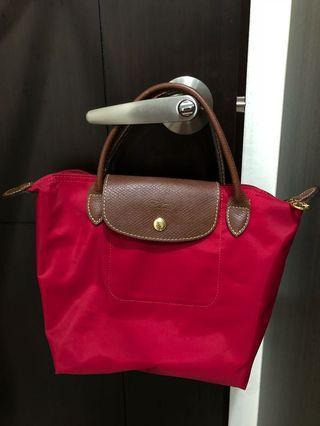 Longchamp紅