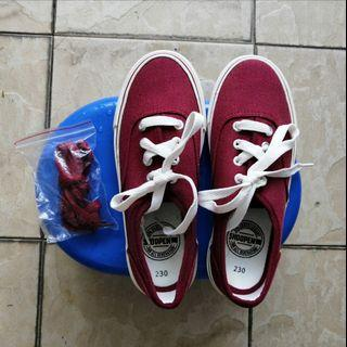 Cardinal Red Shoes