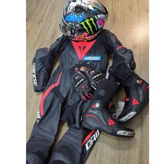 DAINESE RACING SUIT SET