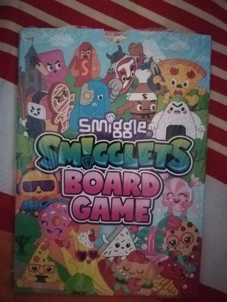 Limited edition Smigglets Board Game