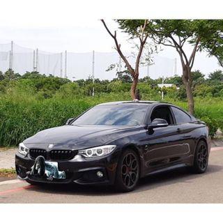 稀有雙門4系列跑車款 BMW 430i